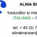 Traduceri autorizate şi legalizate italiana – franceza