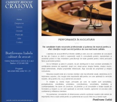 Cabinet de avocat Craiova