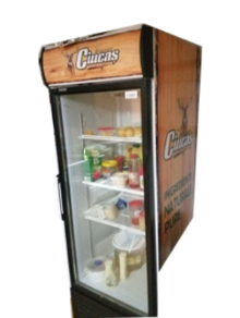 vindem 2 frigidere pentru restaurant si bar
